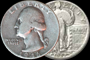 U.S. Silver Quarters (1964 and Earlier)