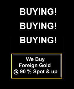 We Buy Gold Foreign Coins
