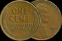 Wheat Penny One Cent Coin