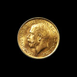 Vintage Foreign Gold Coins
