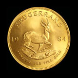 Modern Foreign Gold Coins South Africa Krugerrand
