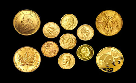 Sell your foreign gold coins online for quick cash