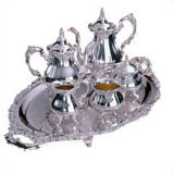 Sterling buyers of Sterling Silver Flatware, tea sets and other items
