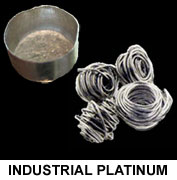 Industrial Platinum