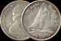 Canadian Silver Dimes (1966 & Earlier)