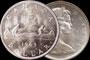 Canadian Silver Dollars (1967 & Earlier)