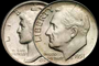 U.S. Silver Dimes (1964 and Earlier)