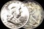 U.S. Silver Halves (1964 and Earlier)